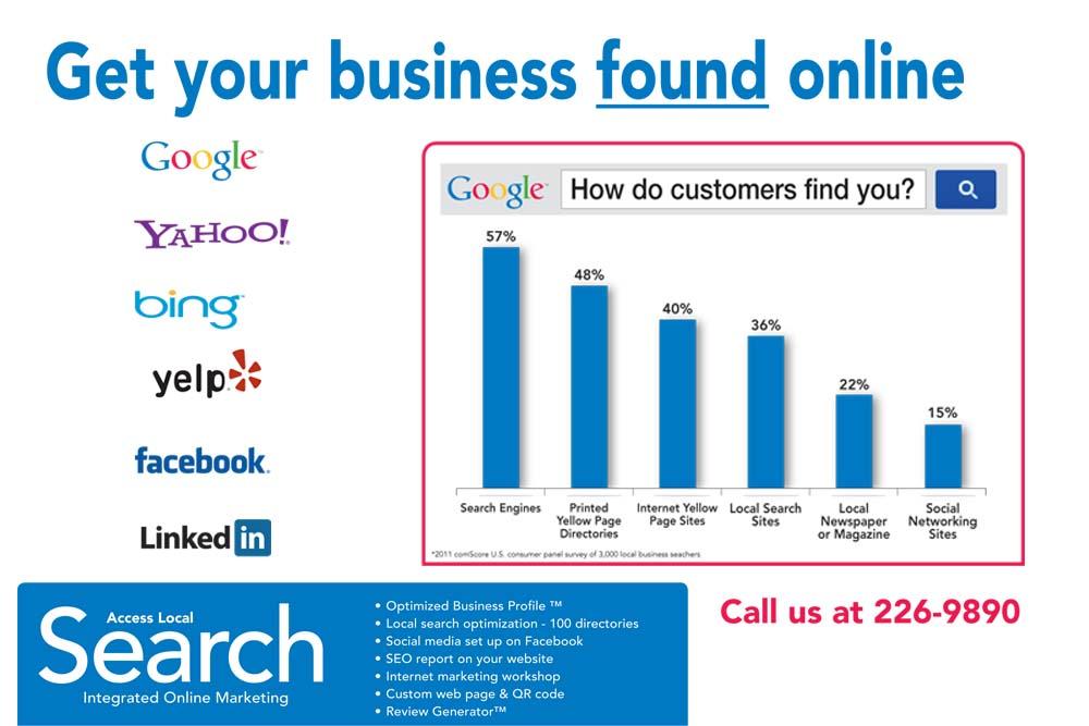 Access Local Search