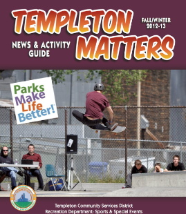 Templeton Matters by Access Publishing