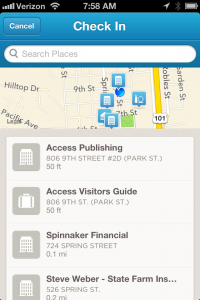 check-in-apps-foursquare-san luis obispo