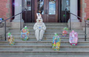 Paso Robles virtual easter egg hunt