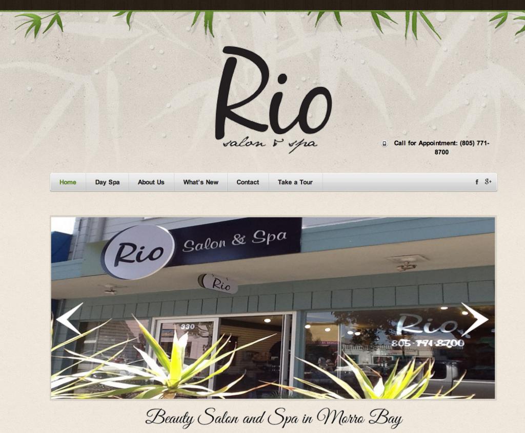 web design morro bay, ca 93442