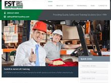 access publishing - san luis obispo web design - fidelity safety