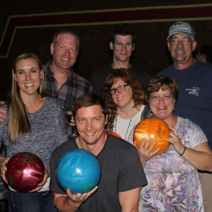 Team Access joined the fun at the Zombie Bowl and helped raise $7,000 for Big Brothers Big Sisters