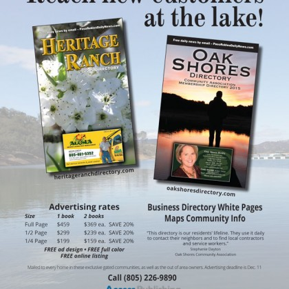 Businesses: Reach new customers at the lake