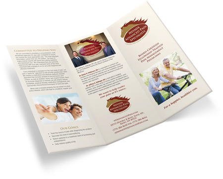 central coast brochures
