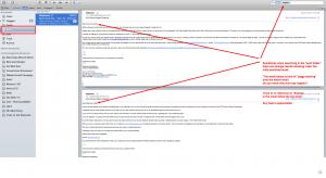 email piggy back