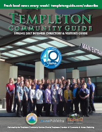 New Templeton Community Guide published for spring and summer