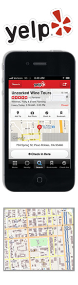 Yelp Matters to Business in San Luis Obispo County