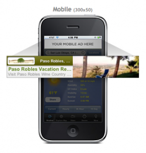 mobile online display ads in san luis obispo county