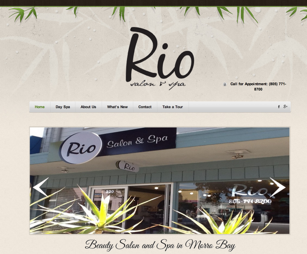 web design morro bay, ca 93442