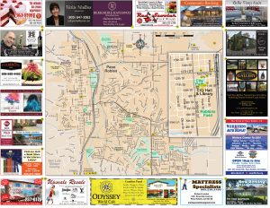 paso robles map advertising